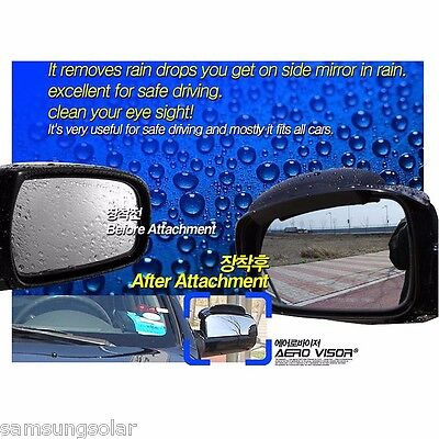 Side Mirror Blind Spot Wide Curved Glass for VOLKSWAGEN 2006-2013 Passat A