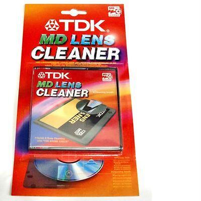 TDK Mini Disc MD Lens Cleaner - BRAND NEW