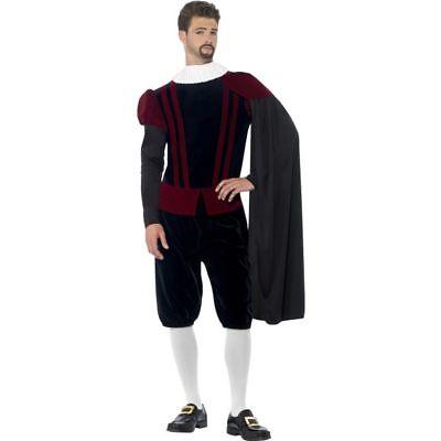Tudor Renaissance Lord Karneval Fasching (Renaissance Lord Kostüm)