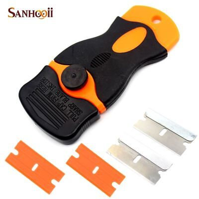 Auto Car Ice Windows Kitchen Stove Cleaning Wall Glass Scraper Scraping Knife
