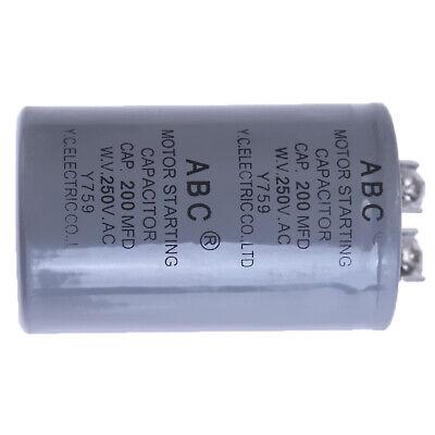 Dehumidifier //Air Conditioner Motor Capacitor 35uF ±5/% 250VAC 50//60 Hz CBB65