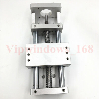 200mm Linear Module Stage Sliding Table Sfu1605 Ballscrew Cross Slide Motion Cnc