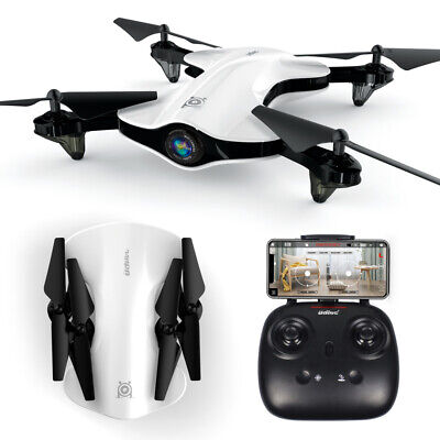 Udirc U29Plus Foldable RC Drone WiFi FPV Drone RC Quadcopter with 720P HD Camera