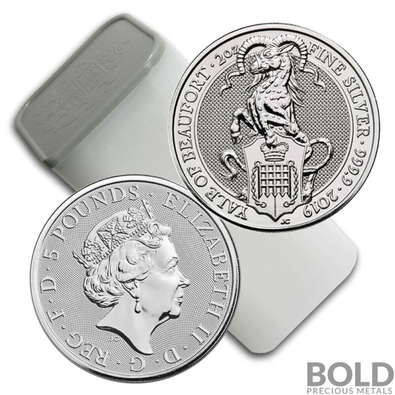 2019 Silver Britain Queen