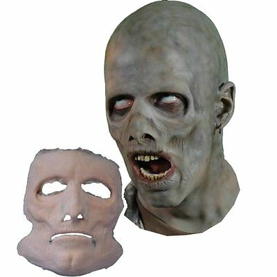 Jerky Undead FX Mask Foam Latex Prosthetic Professional Grade - Professional Foam Latex Halloween Masks