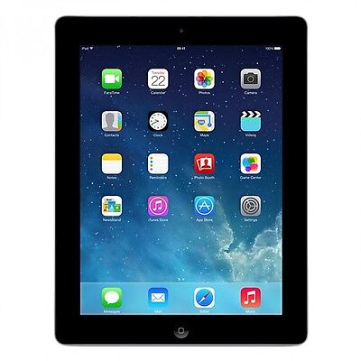 Apple iPad 3rd Gen 16GB  Wi-Fi  9.7in - Black