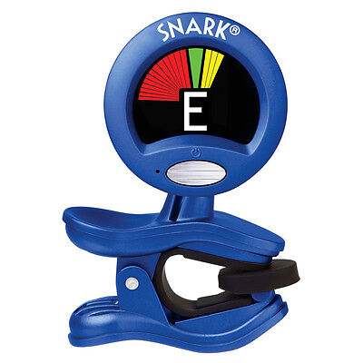 Snark SN-1X Clip On Chromatic Acoustic Electric Guitar Tuner Tap Tempo Metronome