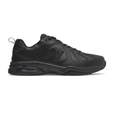 New Balance Mens 624v5 Training Gym Fitness Shoes - Black Sports Width EE