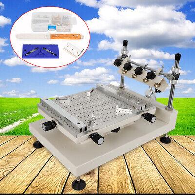 Stencil Printer Solder 3040 Solder Paste Printing Precision Printing Machine