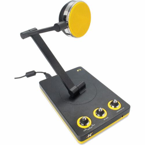 Neat Microphones Bumblebee Professional Cardioid Desktop USB Microphone