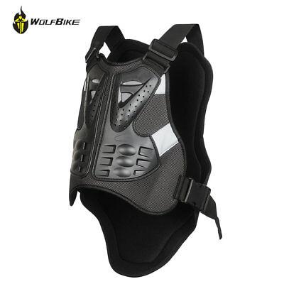 - Motorcycle Back Protector Body Spine Mold Armor Street Sport Bike Vest Racing