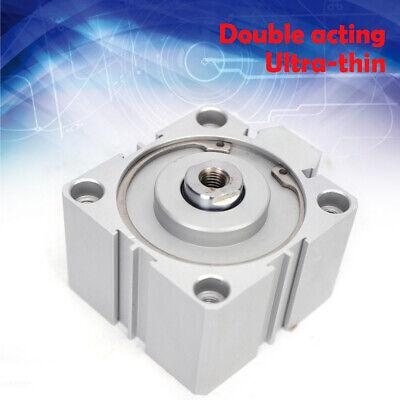 Sda63x25 Pneumatic Sda63-25mm Double Acting Compact Air Cylinder Usa Stock