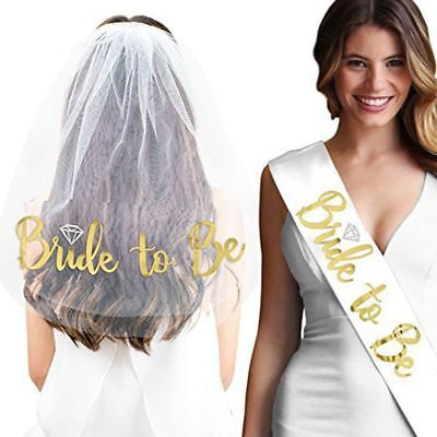 Bride To Be Hen Party Supplies Bachelorette Night Balloon Banner Set Photoprop (Bride To Be Banner)