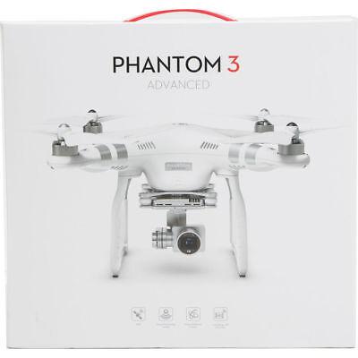 DJI Phantom 3 Advanced Quadcopter RC Drone with 2.7K HD Video Camera GPS FPV