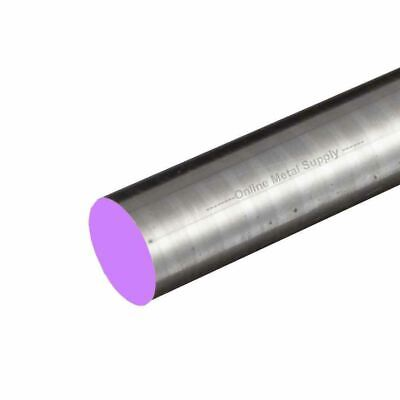 4340 Cf Alloy Steel Round Rod 1.875 1-78 Inch X 36 Inches