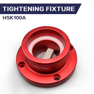 Sfx Cnc Hsk100a Tool Holder Tightening Fixture Free Shipping Stock In Us