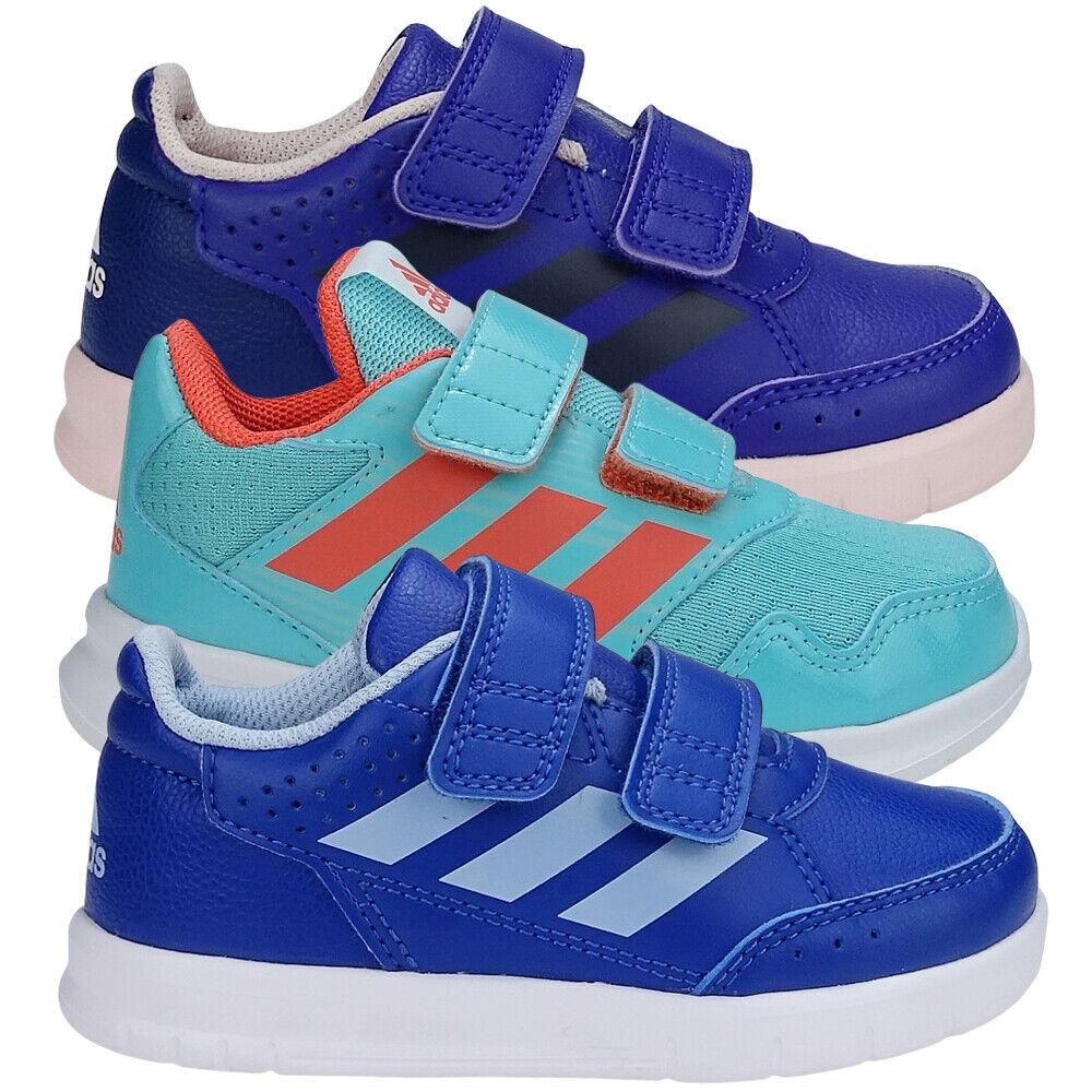 ADIDAS Altarun CF BA7431 Kinderschuhe Sneaker Jungen Mädchen Sport Klettver.