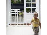 BabyDan Configure Child Safety Gate White 90 to 180cm