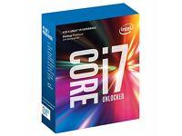 INTEL CORE I7-7700K 4.2GHZ LGA1151 KABY LAKE CPU PROCESSOR - BRAND NEW & SEALED
