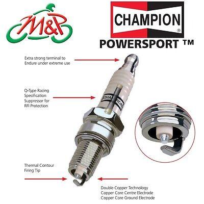 <em>YAMAHA</em> XS500E CHAMPION POWERSPORT SPARK PLUG