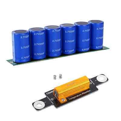 16v 36f Ultracapacitor Module Car Audio Filterstartingremote Solar