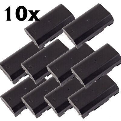 10 Pack Battery For Pentax Ei-d-li1 Trimble 5700 5800 Tsc1 R7 R8 Gps 29518 38403