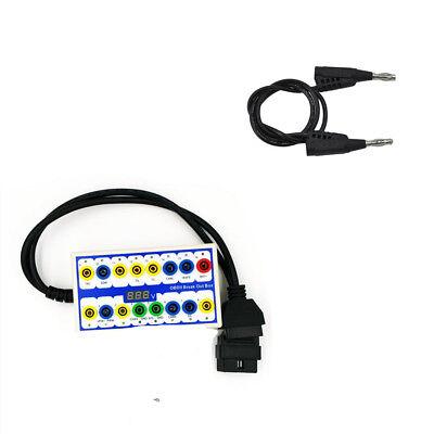 Auto Car OBDII Protocol Detector Break Out Box Tester OBD Diagnostic Tool Reader