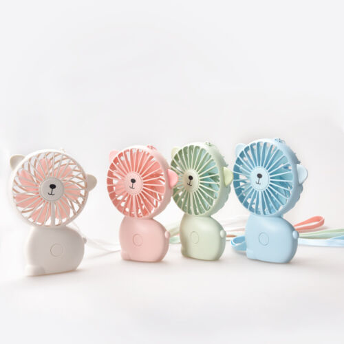 Mini USB Portable Rechargeable Hand Held Air Conditioner Cut