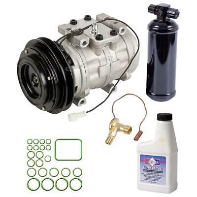 AC Compressor w// A//C Repair Kit For Chevy S10 Blazer GMC Sonoma Isuzu /& Olds BPF