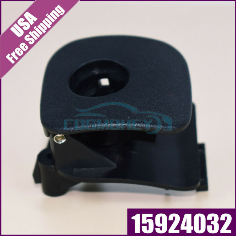Glove Box Latch Handle 15924032 For Chevrolet Corvette C6 2005-2013 Chevy Black