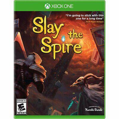 Slay the Spire - Xbox One - Brand New Sealed