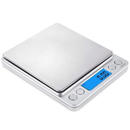 AMIR Digital Kitchen Scale, 500g/ 0.01g Mini Pocket Jewelry Cooking Food...