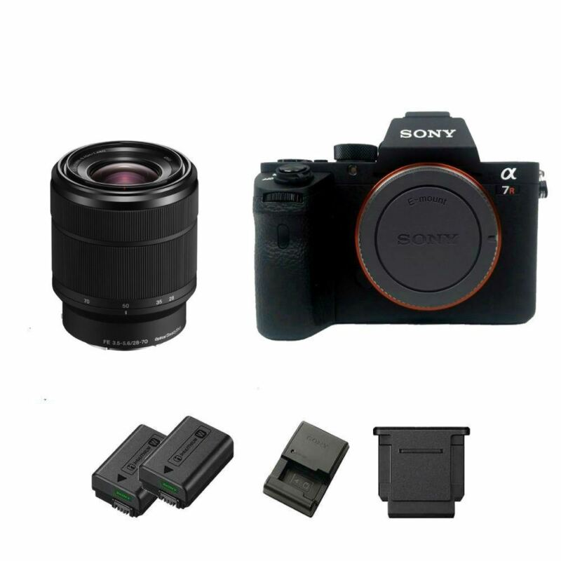 Sony A7r Ii / A7r2 42mp Full-frame Dslr + Fe 28-70mm F/3.5-5.6 Oss Lens