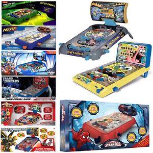 flipper lectrique pour enfants super id e jeu cadeau no l. Black Bedroom Furniture Sets. Home Design Ideas