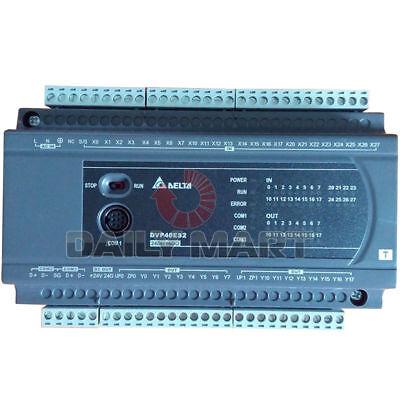 Delta Dvp40es200t Plc 24di16do Programmable Logic Controller Ac Drive Inverter