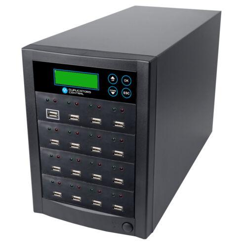Spartan 15 Target USB Duplicator Black U15-SSP