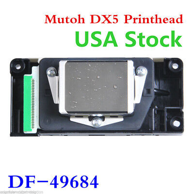 Usa Stock Mutoh Dx5 Printhead Vj-1204 Vj-1304 Vj-1604 Vj-1608 - Df-49684