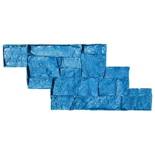 Tight Stack Fieldstone | Single Tru Tex Vertical Concrete Stamp by Walttools