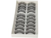 80 Sets of False Lashes- Eyelash Extensions - Fake Eyelashes