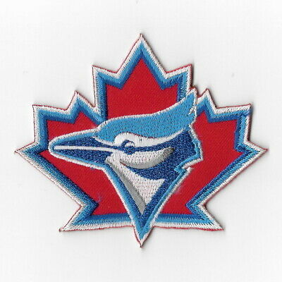 Toronto Blue Jays V iron on patch embroidered patches applique ()