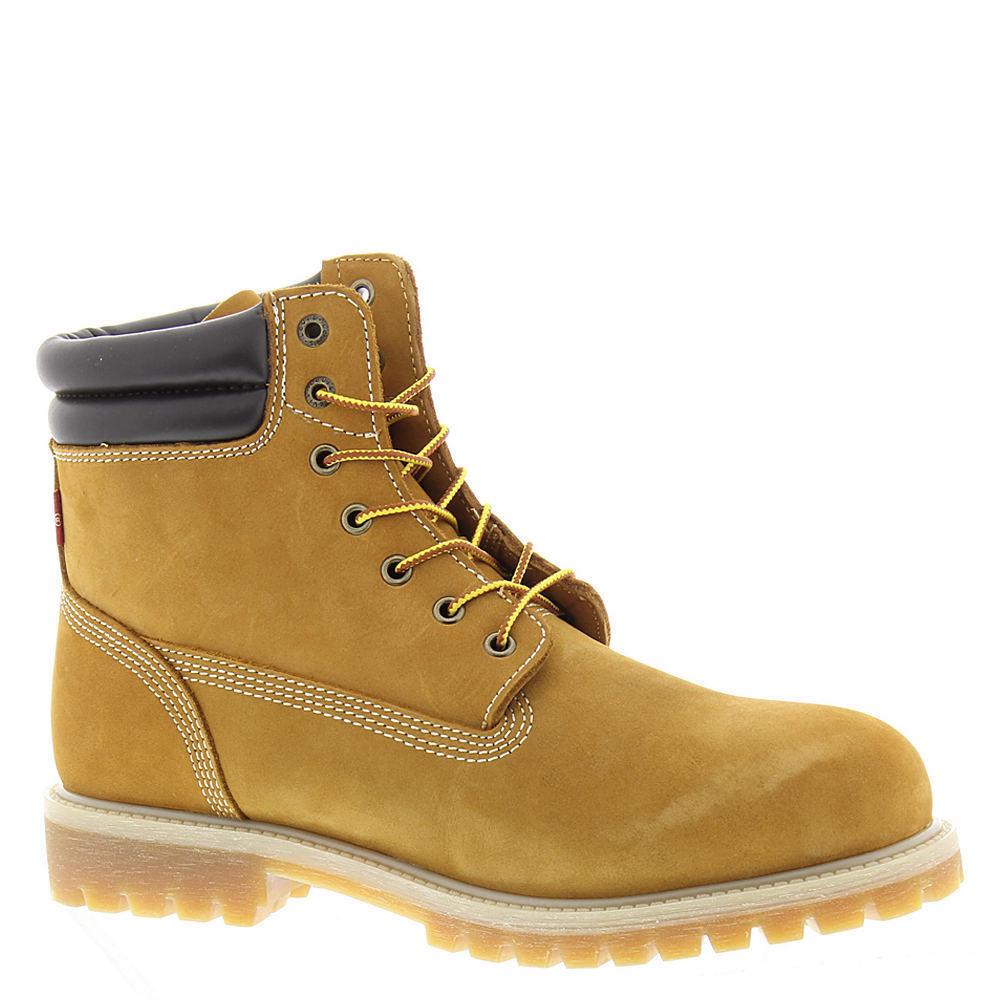 1c422c7af3a Levi's Men's Harrison R Engineer Boot Wheat 10 M US D Mens Shoes