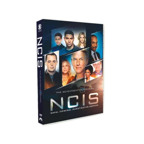NCIS Naval Criminal Investigative Service Season 17 ( DVD 5 DISC)Brand New seal