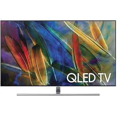 Samsung QN55Q7F - 55-Inch 4K Ultra HD Affliction QLED TV (2017 Model)
