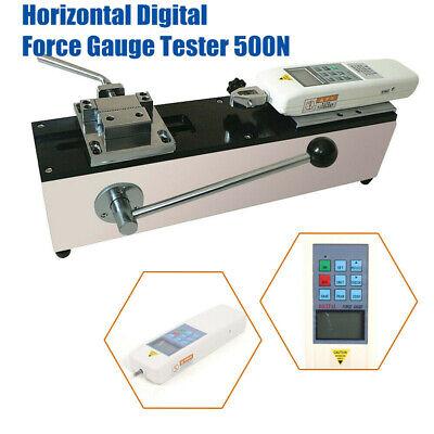 Manual Terminal Hph Pull Force Tension Tester Horizontal Digital Meterbench Usa