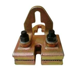 XY-1208 Right Angle 3 Ton Auto Body Repair Pull Pulling Clamp Frame Machine Repair Tool#300054