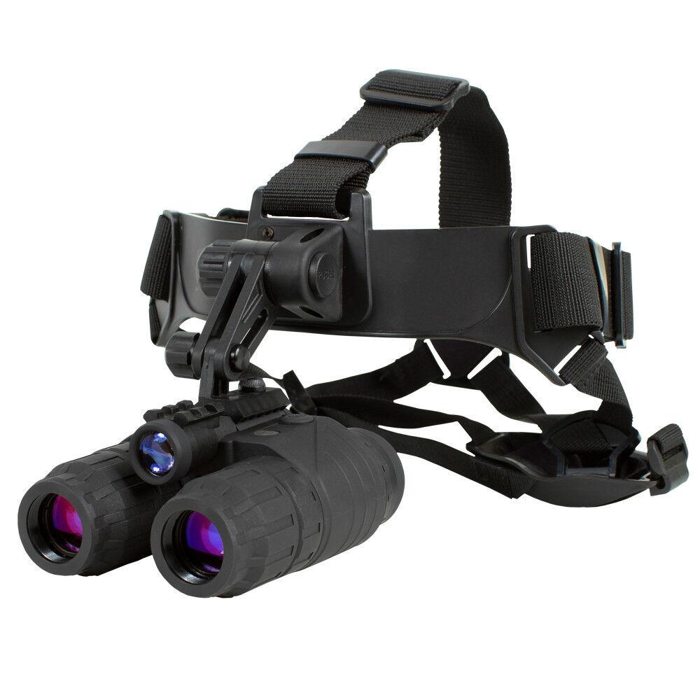 Sightmark Ghost Hunter 1x24 Night Vision Goggle Kit Gen. 1 w