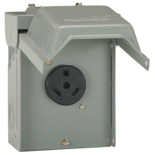 Midwest Electric Products 30 Amp Temporary RV Power Outlet
