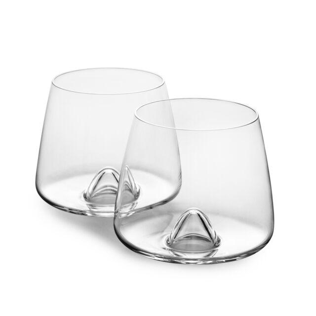 Normann Copenhagen Whisky Glas - 2er-Set - NEU