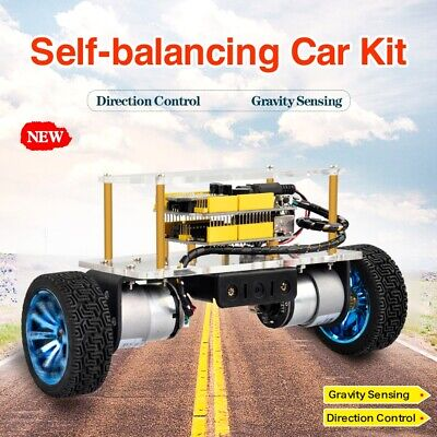Keyestudio Two Wheel Self Balancing Smart Balance Robot Car Kit For Arduino Uno