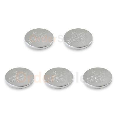 5 PACK Battery Coin Button Watch Calculator 3V BR2032 DL203200 ECR2032 DL2032